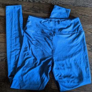 Blue Lularoe leggings
